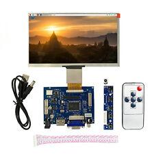 7 inch LCD Screen Display Monitor for Raspberry Pi + Driver Board HDMI/VGA/2AV