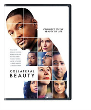 Collateral Beauty: DVD (2017) Will Smith Movies, By David Frankel, New, Sealed