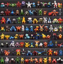 24 PCS Brand New Lots Cute Pokemon Mini Random Figures Kids Toy