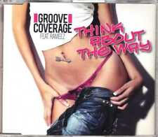 Groove Coverage feat. Rameez - Think About The Way - CDM -2012- Dance 2TR Ice MC