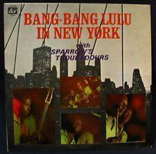 BANG BANG LULU IN NYC with SPARROW'S TROUBADOURS-Calypso Album-TROPICO #RA 2024