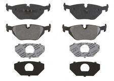 Raybestos PGD396M Rear Professional Grade Semi Metallic Disc Brake Pad