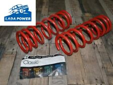 Lada 2101-2107 Front Coil Springs Kit -30mm Lowered