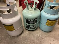 Refrigerant Empty Tanks 3 For 30 Lb Reusable Recovery Tank 2 R134a 1 R12