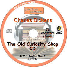 The Old Curiosity Shop - Charles Dickens MP3 Audio Book on CD