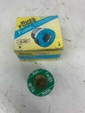 BUSS FUSES, S-25 , DUAL-ELEMENT TIME-DELAY TAMPER-PROOF BASE (D5-002/R#2-WH04)