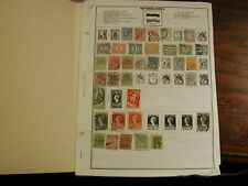Netherlands Collection dated from 1880-1990 over 300 stamps