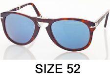 Persol 714 24/31 52 Avana pieghevole 2431 Sunglass Occhiali sole Sonnenbrille