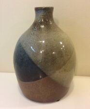 Robert Maxwell Pottery Craft USA Weed Pot Vintage Bud Vase Mid Century Modern