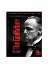 The Godfather Trilogy Corleone Legacy Edition Set