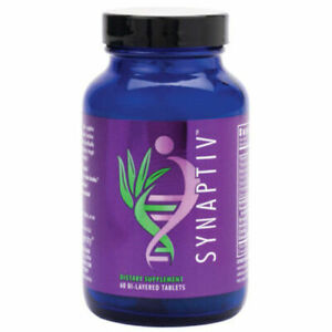 Synaptiv - 60 bi-layered tablets, supports mental focus Youngevity