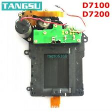 For Nikon D7100 D7200 Shutter Unit with Curtain Blade Motor Assembly Spare Part