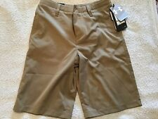 Under Amour boys shorts size 14 Heatgear New with Tags NWT
