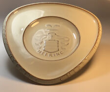 Beautiful Vintage Palhaus Cherry Herring Advertising Ashtray By Jens Quistgaard