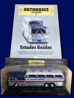 GREYHOUND - USA - BUSES OF THE WORLD - ARGENTINA