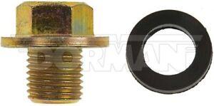 Dorman 090-038CD Oil Drain Plug Standard M12-1.25, Head Size 14Mm