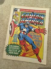 CAPTAIN AMERICA comic April 15th 1981 issue number 8