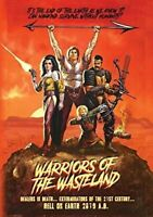 Warriors Of The Wasteland [DVD] [1983] [Region 1] [NTSC] [DVD][Region 2]