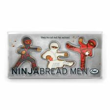 Fred Kung Fu Gingembre Ninja Bread Hommes le Ultime Biscuit Cutters