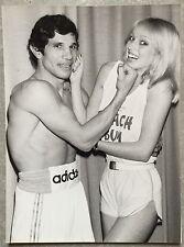 Photo Originale GRATIEN TONNA Boxing BOXE Boxeur *