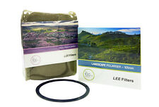 Lee Filters 105 mm PAESAGGIO CIR-POLA + Lee Field Pouch SABBIA + Lee Anello Anteriore 105 mm