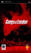 Gangs of London PSP playstation jeux action aventure games spelletjes 3369