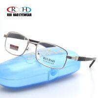 Reading Glasses Eyewear Hyperopia Distance Vision Presbyopi Glass Lens 3.50+4.00