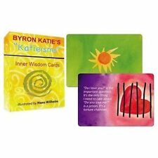Byron Katie's Katieisms by Byron Katie (2013, Cards,Flash Cards)