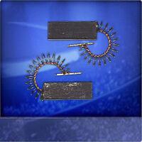 ESCOBILLAS de Carbón CARBONES MOTOR LAVAMAT para AEG 6351 sensortronic,635