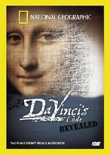 National Geographic - Da Vinci's Code Revealed (DVD, 2006) New  Region 4