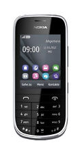 New Nokia Asha 203 (Unlocked) Touch & Type Whatsapp Bluetooth Mobile Phone