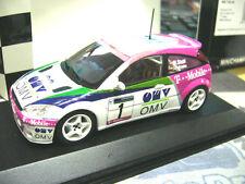 FORD Focus WRC Rallye Stohl #1 OMV t-Mobile 2002 Burgenland Minichamps 1:43