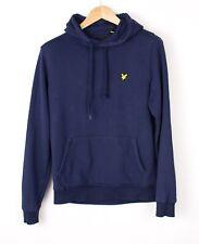LYLE & SCOTT Men Casual Hoodie Sweater Jumper Size S AVZ293