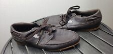 Lacoste Sport Dreyfus SPM Mens Size 10.5 US Fashion Sneaker Lace Up Shoes Brown