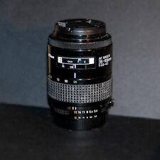 Nikon  AF Zoom Nikkor 35-105mm f/3.5~4.5  AiS Macro Zoom lens
