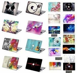 "2015-2020 M1 Macbook Air Pro Retina 11"" 13"" 15"" 16"" Hard Case Keyboard Cover -HJ"