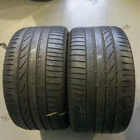 2x Bridgestone Dueler H/P Sport * 315/35 R20 110W DOT 0216 5 mm Sommerreifen
