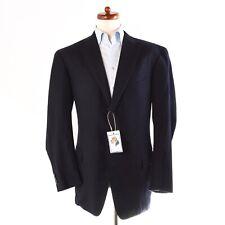 Ermenegildo Zegna Trofeo Sakko Jacket Gr 56 Marineblau Navy CLASSIC Recent Wolle