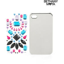 NIB Aeropostale Bethany Mota DIY Phone Case Cover Sparkly Bling For iPhone 4 NEW
