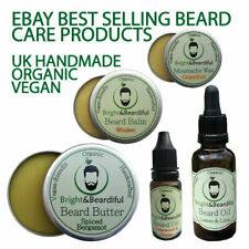Beard Care Products, Beard Oils, Beard Balms, Beard Butters, Moustache Waxes UK