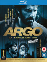 Argo: Declassified Extended Edition Blu-Ray (2014) Taylor Schilling, Affleck