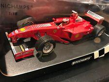 1/18 Minichamps 1998 FERRARI F300 #4 EDDIE IRVINE - F1 - NEW