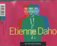 Etienne Daho Des Attractions Désastre Cd Maxi