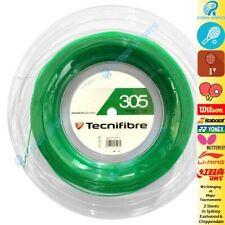 Tecnibre Squash String 305 Squash Green, 1.2 mm, 200 m Reel, 122372