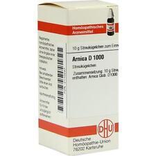 ARNICA D 1000 Globuli 10g PZN 2110247