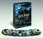 Harry Potter: Complete 8-Film Collection (New DVD, 8-Disc Set) English