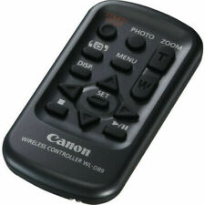 Canon Wl-d89 Wireless Camcorder Infared Remote Controller