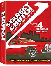 STARSKY & HUTCH - LA SERIE COMPLETA (20 DVD) BOXSET 4 STAGIONI