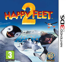 Happy Feet 2 Videogame Nintendo 3DS IT IMPORT WARNER BROS