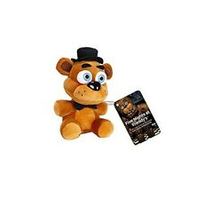 """Five Nights at Freddy's 6"""" Plush Freddy for 3 years and up NEW"""